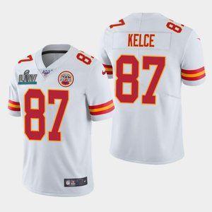 Men's Kansas City Chiefs Travis Kelce Jersey